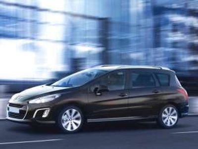 usata Peugeot 308 1.6 8v e-hdi 115cv stop&start robotiz. sw sport diesel
