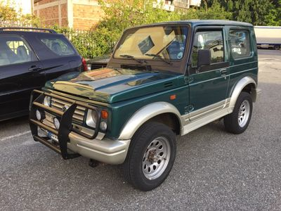 usata Suzuki Samurai 1900 turbo diesel - 1999