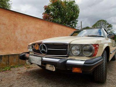 usata Mercedes SL380