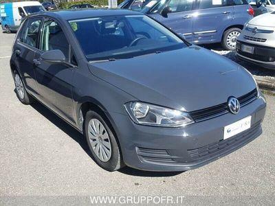 usata VW Golf 7ª serie 1.6 TDI 90 CV 5p. Trendline BlueMotion Technology