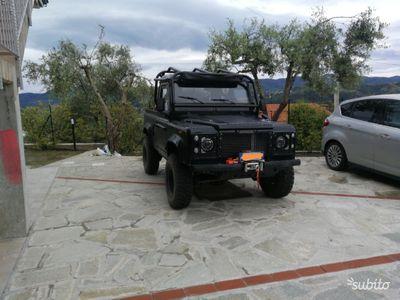 brugt Land Rover Defender 90 turbodiesel Soft-top