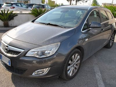brugt Opel Astra 1.7 cdti sw cosmo