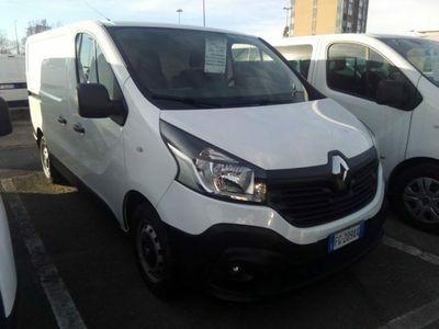 usata Renault Trafic T27 1.6 dCi 120CV PASSO CORTO Fur
