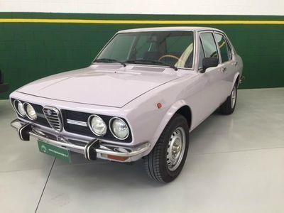 usado Alfa Romeo Alfetta 1.8 scudo stretto prima serie restaurata benzina