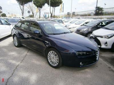 usata Alfa Romeo 159 2.4 JTDm 20V Sportwagon Exclusive Q-Tronic