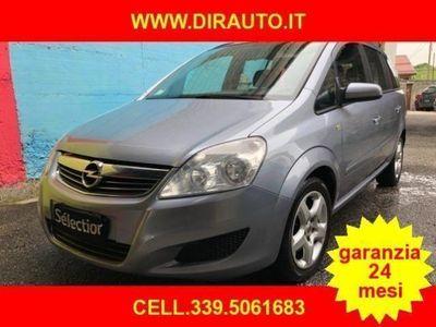 usata Opel Zafira 1.7 CDTI 110CV Club