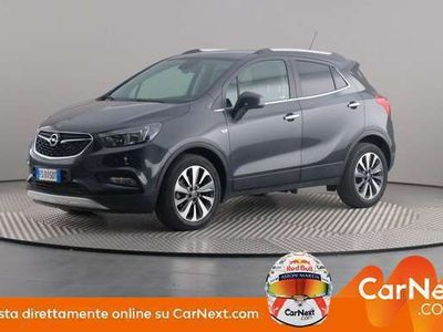 usata Opel Mokka X 1.6 Cdti 136cv 4x2 At6 Innovation
