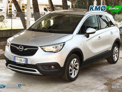 used Opel Crossland X 1.2 Innovation 81cv Gpl