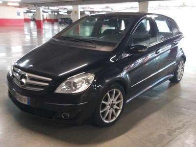 gebraucht Mercedes B180 CDI Chrome