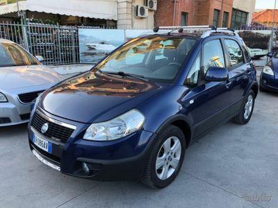 brugt Fiat Sedici 1.9 diesel 4x4