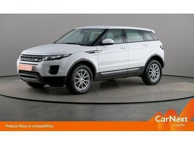 used Land Rover Range Rover evoque 2.2 Td4 Pure