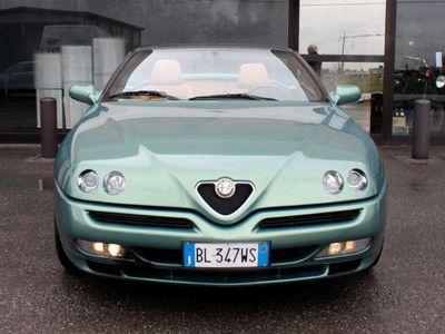 usata Alfa Romeo Spider 2.0i V6 turbo cat L