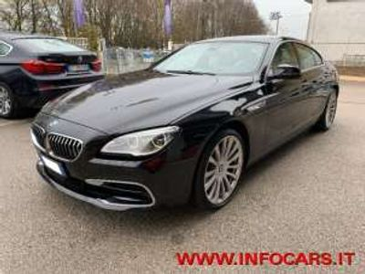 usata BMW 640 d xDrive Gran Coupé Luxury INDIVIDUAL Diesel