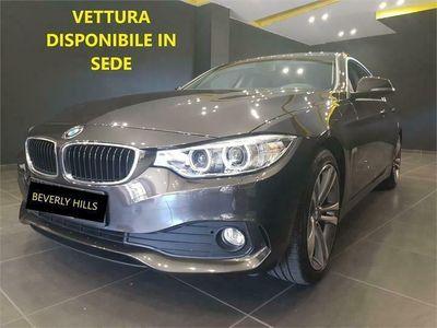 usata BMW 420 Gran Coupé Serie NAVI-XENO