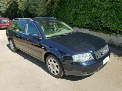 usata Audi A6 Avant 2.5 V6 Tdi Quattro 180cv Tiptronic