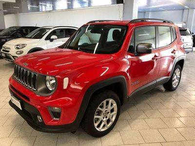 usata Jeep Renegade 2.0 Mjt 140 CV 4WD Active Drive II Low Limited