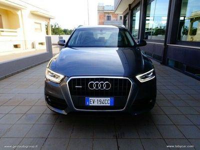 usata Audi Q3 2.0 Tdi 150cv Quattro Business