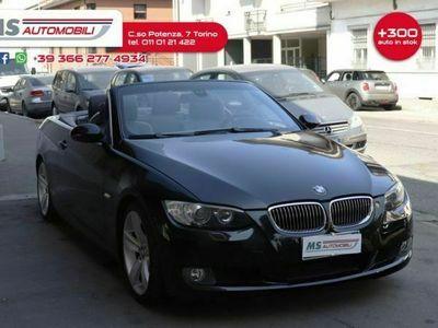 usata BMW 325 Cabriolet Serie 3 (E93) i cat Futura Pelle