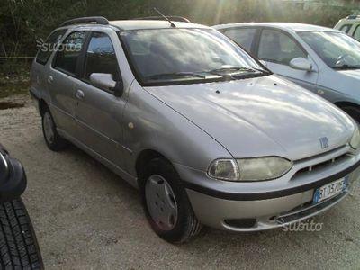 used Fiat Palio sw 1.9d 62cv - 2001
