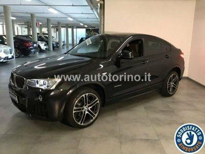 usata BMW X4 X4xdrive20d Msport auto my16