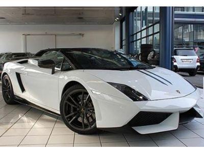 usata Lamborghini Gallardo 5.2 V10 LP570-4 Performance-PDC-NAVI-