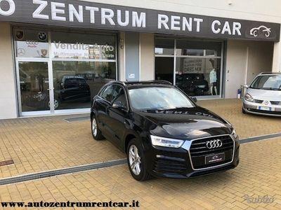 usata Audi Q3 2.0 TDI 150 CV Sport S line Navi Xeno