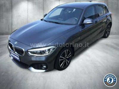 usata BMW 114 Serie 1116d Msport 5p