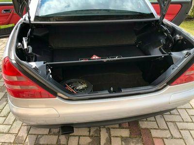 usata Mercedes SLK200 SLK 200 cat Kompressor