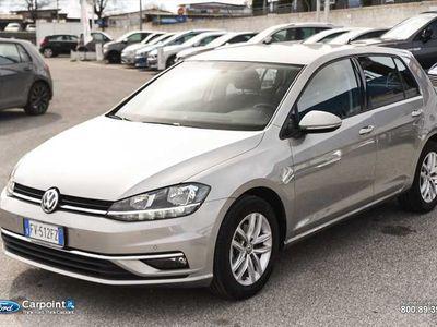 usata VW Golf 5p 1.6 tdi Business 115cv