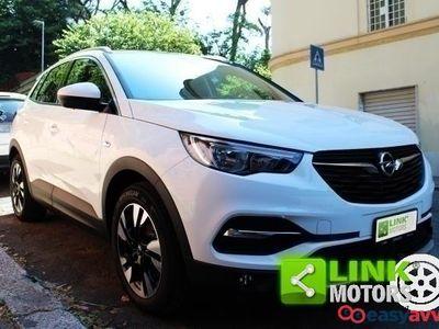 gebraucht Opel Grandland X grand land x1.2 t 12v 130 cv s&s innovation benzina