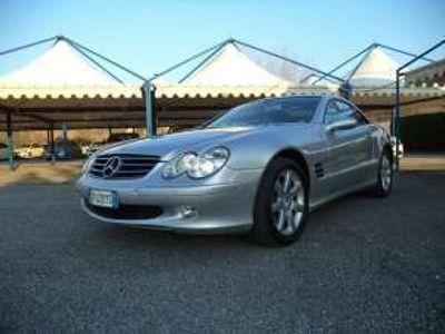 usata Mercedes SL500 classecat benzina