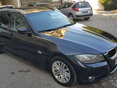 usado BMW 320 d X-Drive 184Cv Euro5 Tetto Panoramico