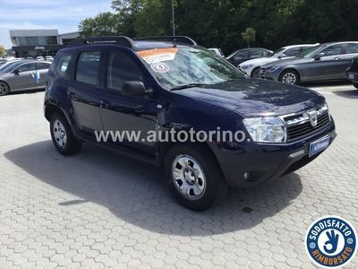 used Dacia Duster DUSTER1.6 Laureate 4x2 110cv my13