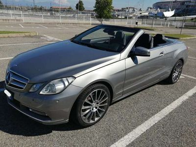 usata Mercedes E220 ClasseCabriolet Auto. - 2012