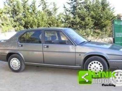 usata Alfa Romeo 90 AlfaTre volumi Benzina