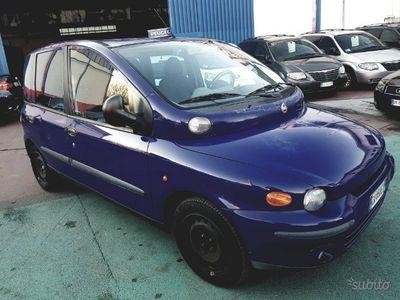 brugt Fiat Multipla del 2003 benzina 6 posti 100.000 km