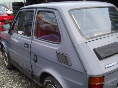 usata Fiat 126 - 1986