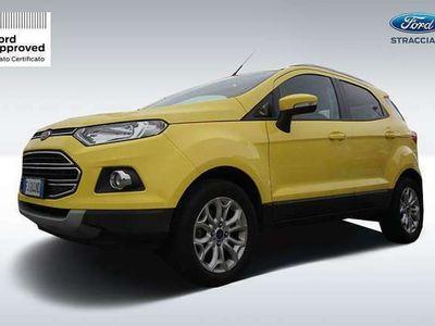 usata Ford Ecosport TITANIUM