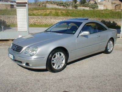 second-hand Mercedes CL500 cat usato