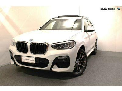 usata BMW X3 xDrive30d 249CV Msport del 2019 usata a Roma