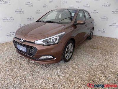 usata Hyundai i20 1.2 84 cv 5 porte style benzina