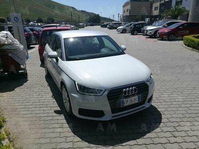 used Audi A1 Sportback 1.6 TDI 116 CV Metal plus del 2018 usata a Catanzaro