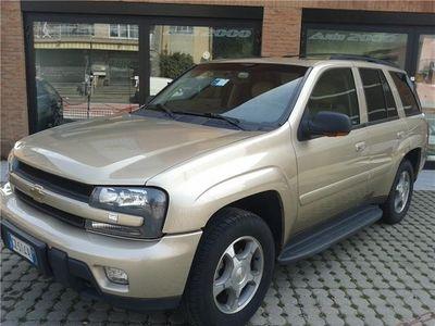 usata Chevrolet TrailBlazer 4.2 L6 LT Premium CON GPL TV MONITOR FULLLL