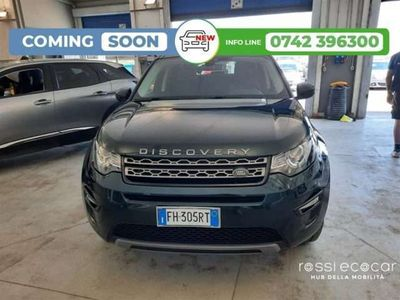 usata Land Rover Discovery Sport 2.0 TD4 150 CV SE Aut.