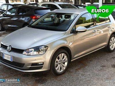 usata VW Golf 1.6 tdi Business 110cv 5p