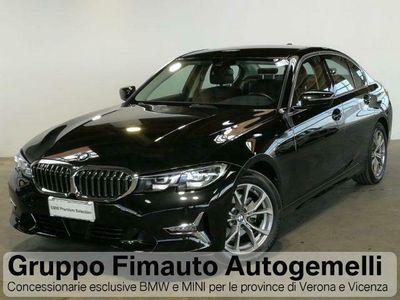 usata BMW 320 d Luxury Aut.