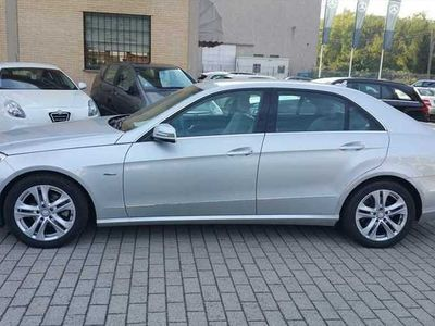 gebraucht Mercedes E220 CDI BlueEFFICIENCY Avantgarde