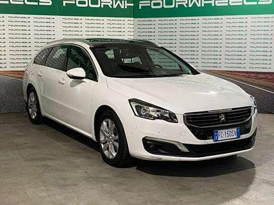 usata Peugeot 508 1.6 e-HDi 115 ETG6 Stop