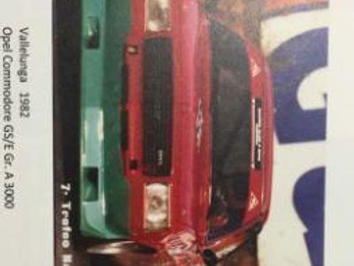 usata Opel Commodore 2.8 Gse