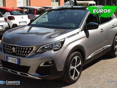 brugt Peugeot 3008 1.6 bluehdi Allure s&s 120cv